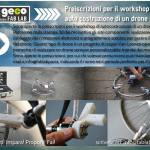 Nuovi workshop marzo aprile! Arduino e drone DIY!