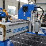 Nuova Macchina di fresatura CNC verry BIG! nel Fab Lab