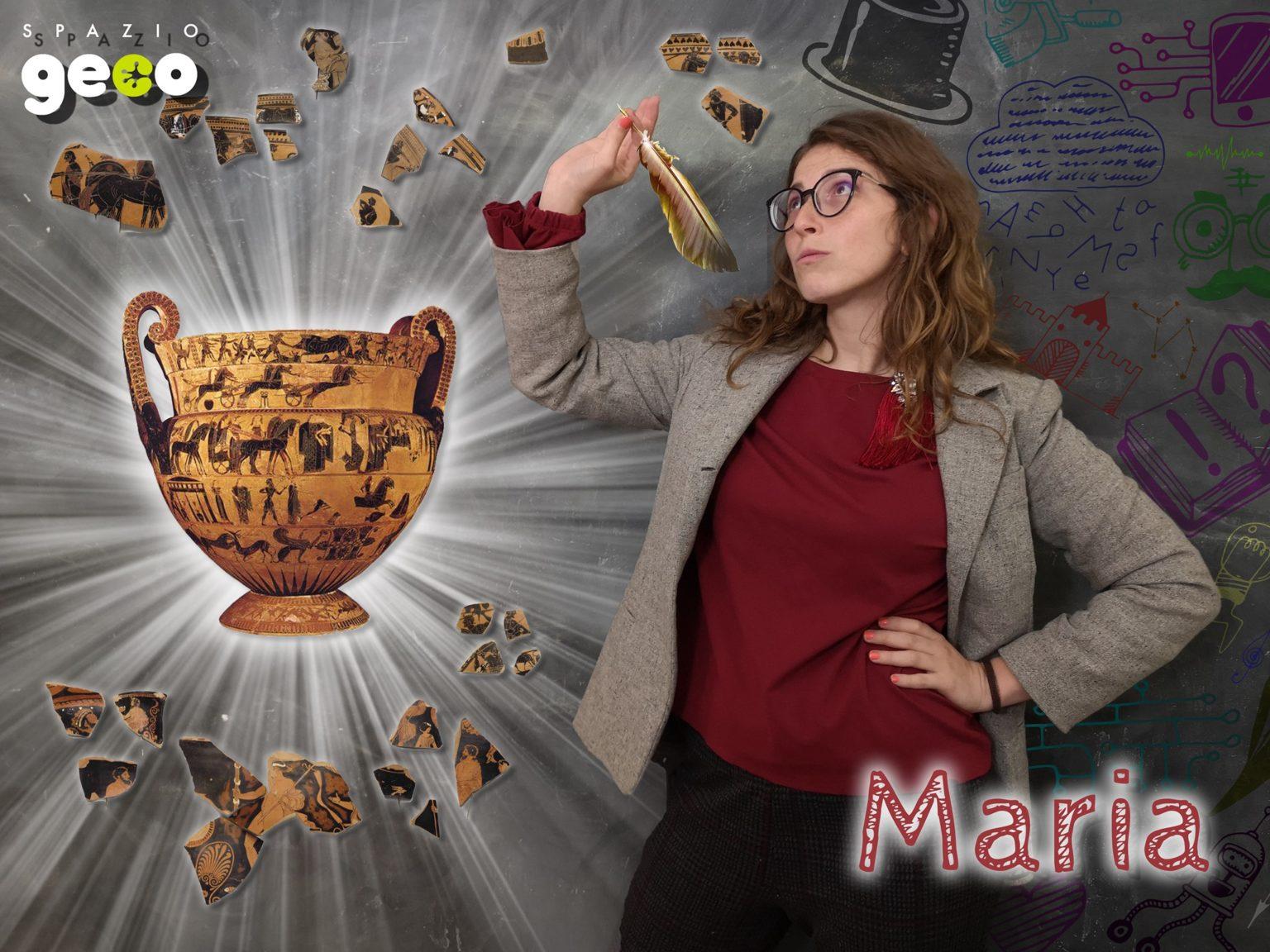 Maria Spazio Geco