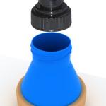 Tappo dosatore H2O