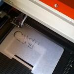 E' arrivato il laser cutter nel Fab Lab!!