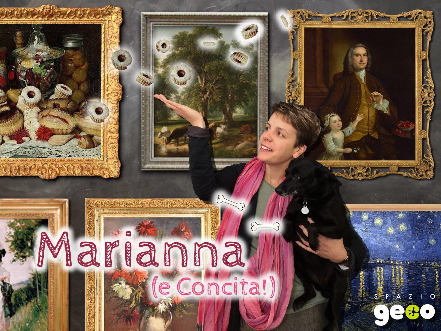Marianna Belvedere Spazio Geco